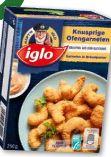 Garnelen von Iglo