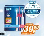 Elektrische Zahnbürste von Braun