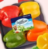 Regenbogen-Paprika von SanLucar
