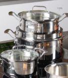 Jamie Oliver-Kochtopfset von Tefal