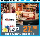 DVD-Film The Big Bang Theory