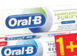 Zahncreme Zahnfleisch-Zahnschmelz von Oral-B