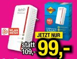 Fritz! Powerline 1260E WLAN Set von AVM