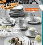 Speise-Set Amelie Piazza von Creatable