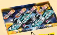 Turbo Staffel von Nico Feuerwerk