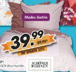 Bettwäsche Minimo von Schöner Wohnen