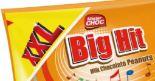 Big Hit Schokolierte Erdnüsse von Mister Choc