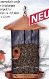 Metall Vogelfuttersäule von Little Friends