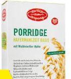 Bio Porridge Basis von Zurück zum Ursprung