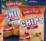 Chips von Snack Fun