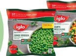 Gemüse von Iglo