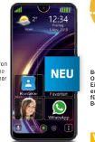 Smartphone B6 von Beafon