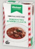Rindergulasch von Wiesbauer