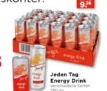 Energy Drink von Jeden Tag