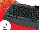 Gaming-Tastatur uRage von Hama