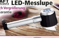 LED-Messlupe von Kraft Werkzeuge