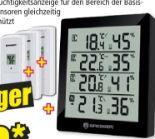 Thermometer-Hygrometer von Bresser