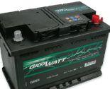 Starterbatterie von GigaWatt