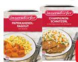 Schalen-Fertiggerichte von Inzersdorfer