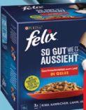 Felix Frischebeutel von Purina