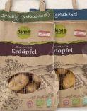 Bio-Erdäpfel von denn's Biomarkt