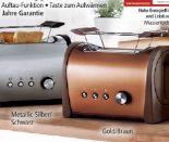 Edelstahl Toaster Supreme von Powertec Kitchen