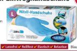 Nitril-Einweghandschuhe von Multitec