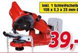 Akku-Sägeketten-Schärfgerät GE-CS 18 Li Solo von Einhell