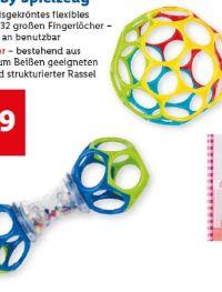 Oball Baby Spielzeug von Bright Starts