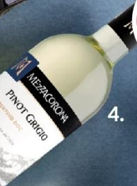 Pinot Grigio Trentino von Mezzacorona