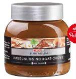 Bio-Haselnuss-Nougat-Creme von Spar Natur pur