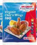 Chicken Wings Virgin BBQ von Salomon Food World