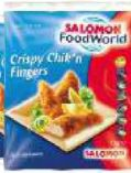 Crispy Chik´n Fingers von Salomon Food World