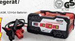 Auto-Batterieladegerät von Walter