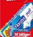Toilettenpapier von Floralys