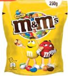 Peanut von M&Ms