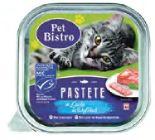 Pastete Im schälchen von Pet Bistro