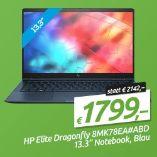 Notebook Elite Dragonfly 8MK78EA von HP