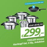 Kochtopf-Set Intensa von Fissler