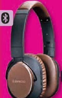 On Ear Noise Cancelling Kopfhörer HPB-730 von Lenco