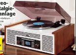 Stereo-Nostalgie-Komplettanlage von Dual
