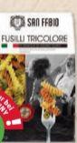 Fusilli Tricolore von San Fabio