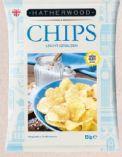 Handgekochte Chips von Hatherwood