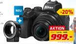 Systemkamera Z50 DX von Nikon