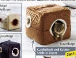 Katzen-Kuschelhöhle von CAT