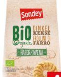 Bio-Dinkelkekse von Sondey