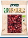 Getrocknete Bio-Cranberries von Alesto