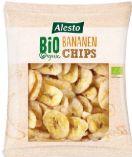 Bio-Bananenchips von Alesto