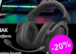 Premium Multiplatform Gaming Headset GXT 414 Zamak von Trust