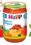 Menüs von Hipp
